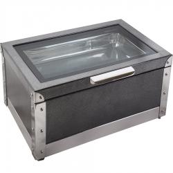 10 Ltr Chafing Dish - Hot Pot Dish - Garam Set - Buffet Set - Made Of Stainless Steel.