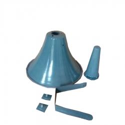 18 Inch - Trumpet Horn - Bhopu - Made of Aluminium.