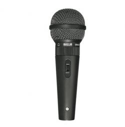 Ahuja AUD-59XLR PA Microphone - Black Color