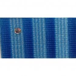 Kangaro Patta Tilkli Work Cloth - 54 Inch Panna - 8.5 Meter - Sky Color
