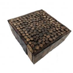 9 INCH - Wooden Fanc..
