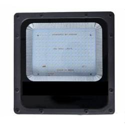 200 Watt - Osram LED Flood Light - Wall Light - Pole & Ceiling Fitting - Black Color