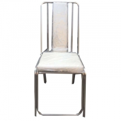 Banquet Chair - VIP Chair - Chair - Wedding Chair - Made of Steel - White Color
