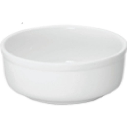 5 Inch - Straight Katori - Bowl - Wati - Curry Bowls - Dessert Bowls - Made Of Food Grade Virgin Plastic - White Color