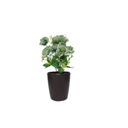 1.2 FT - Artificial Flower Bunches - Fake Flowers Artificial Plant without Pot  - Light Green Color
