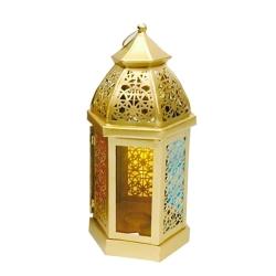 14 INCH - Decorative Lanterns - Hanging Lanterns - Khandil - Made of Iron.