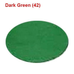 Satin Cloth - 42 Inch Panna - 8 KG - Event Cloth - Dark Green Color