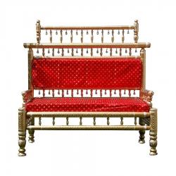 Sankheda Wooden Sofa..