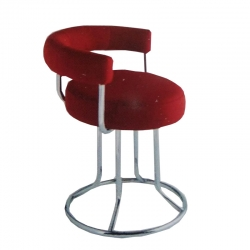 Executive Premium Chair / Banquet Chair - Office Chair - Red Color.