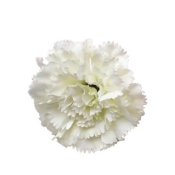 3 Inch - Loose Flower - Artificial Flower - Ceiling Flower - Flower Decoration - White Color