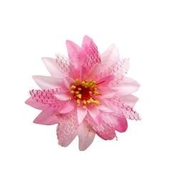 5 Inch - Loose Flower - Artificial Flower - Ceiling Flower - Flower Decoration - Light Pink Color