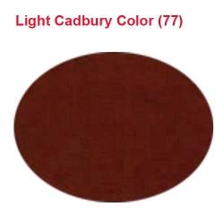 Micro Janta Quality - 39 Inch Panna - 5.7 KG Quality - Light Cadbury Color