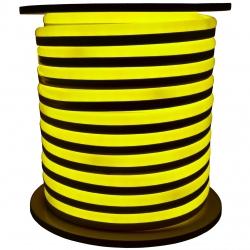 50 MTR Roll - Neon Rope Light - IP65 Waterproof Resistant - Indoor - Outdoor Rope Lighting - Warm White Color