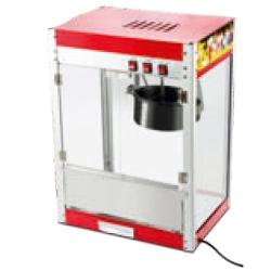 Popcorn Machine - Electric Popcorn Maker - Commercial Popcorn Cart