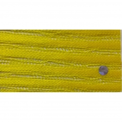 Sparkle Tikli Work Cloth - 52 Inch Panna - 10 Meter Quality - Drapping Cloth - Yellow Color