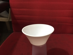 Curry Or Soup Or Dessert Or Chatni Bowls Made Of Food-Grade Virgin Plastic - White Color