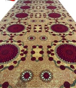 Rotary Print - 5 FT X 145 FT Premium - Non Woven Felt Carpet - Mat - Floor Mat.
