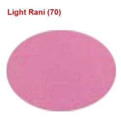 Satin Cloth /  42 Inch Panna / 8 KG / Light Rani  Color/ Event Cloth.