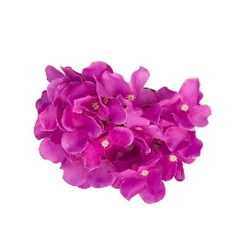 8 Inch - Loose Flower - Artificial Flower - Ceiling Flower - Flower Decoration - Purpule Color