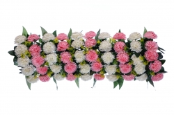2.5 FT - Plastic Artificial Flower Panel - Flower Carry - Flower Decoration - MultiColor