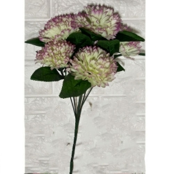 13 Inch - Artificial Flower Bunches - Fake Flowers Bunch for Wedding - Reception  - Multi Color