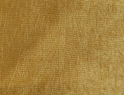 Warp Niting Crush - 5 meter Quality - 48 inch Paana - Window Cloth - Golden Color