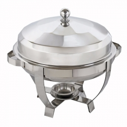 8 LTR - Chafing Dish - Hot Pot Dish - Garam Set - Buffet Set - Made Of Stainless Steel