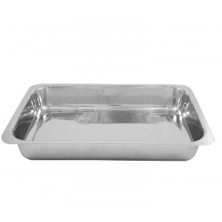 GN Pan Thickness 9 Inch - Deep 2.5 Inch - Gastronorm Pan - Made of Stainless Steel