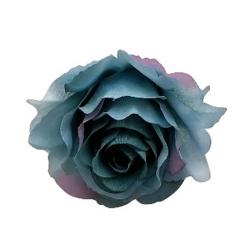 2.5 Inch - Loose Flower - Artificial Flower - Ceiling Flower - Flower Decoration - Light Blue Color