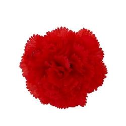 3 Inch - Loose Flower - Artificial Flower - Ceiling Flower - Flower Decoration - Red Color