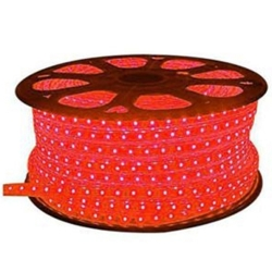 85 Meter Roll - Rope Light - Single Dot Model No 3014 - Water Proof - Red Color