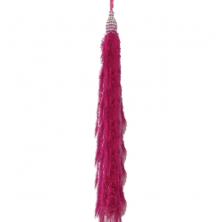 5 Ft Hanging Fur / L..