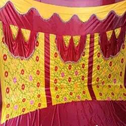 10 FT X 15 FT - Designer Curtain - Parda - Stage Parda - Wedding Curtain - Mandap Parda - Back Ground Curtain - Side Curtain - Brite Lycra - Multi Color