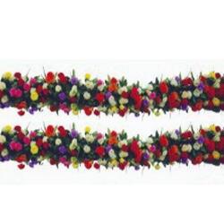 10 FT - Plastic Artificial Flower Pipe - Flower Carry - Flower Decoration - Multi Color