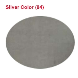 Rotto Cloth - 39 Inch Panna - Event Cloth - 5.7 Kg Quality - Silver Color
