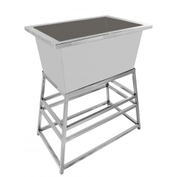 Dustbin With Stand -..
