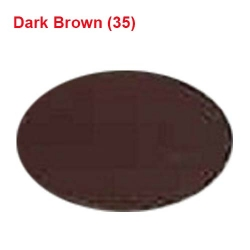 Satin Cloth - 42 Inch Panna - 8 KG - Event Cloth - Dark Brown Color