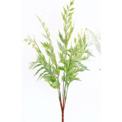 Height 15 Inch - Green Neem Bunch - AF 270 - Leaf Bunch - Green Color