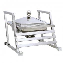 5 LTR - Chafing Dish - Hot Pot Dish - Garam Set - Buffet Set - Made Of Stainless Steel (7 KG)