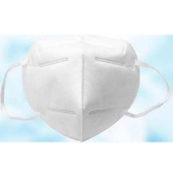 Washable Face Mask without Nose Pin - Germ Shield - Pearl White Color