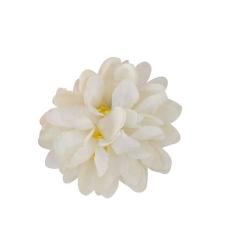2.5 Loose Flower - Artificial Regular Quality Flower For Wedding Ceiling Flower - White Color