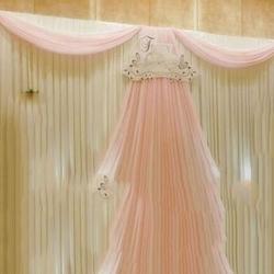 10 FT X 12 FT - Parda - Curtain - Stage Parda - Wedding Curtain - Mandap Parda - Made Of Brite Lycra - Multi Color