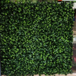 3 FT X 3 FT -  Wall Panel Flowers For Flower Decoration - Green Color