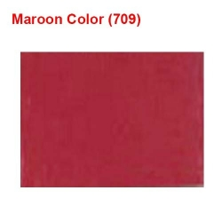 Dani Cloth - 5 KG Quality - 40 inch Panna - Maroon color