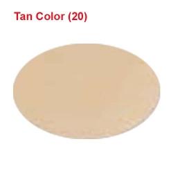 Satin Cloth /  42 Inch Panna / 8 KG /Tan  Color/ Event Cloth.