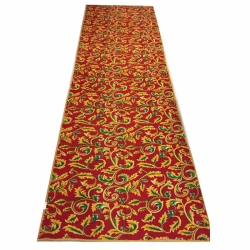 5 FT X 15 FT Multi Color Galicha - Printed Galicha - Carpet - Floor Mat - Mat - Made Of Cotton Material