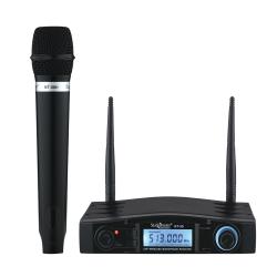 Studiomaster - NT 50 series Wireless Microphone - Black Color