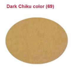 Micro Janta Quality - 39 Inch Panna - 4 KG Quality - Dark Chiku Color