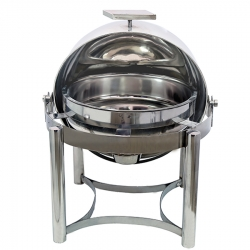 5 LTR - Chafing Dish - Hot Pot Dish - Garam Set - Buffet Set - Made of Stainless Steel.