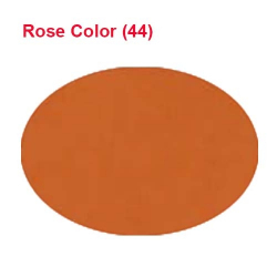 26 Gauge - BRITE LYCRA - 54 Inch Panna - Event Cloth - Rose  Colour